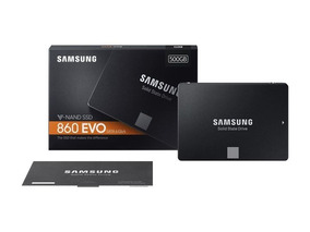 Ssd Evo 860 500gb Samsung