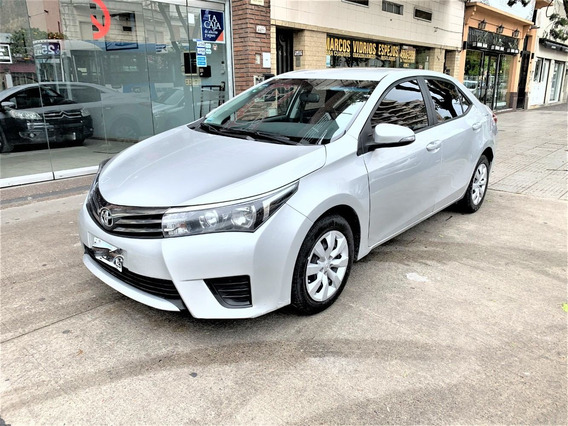 Toyota Corolla Xli 2016 Carps