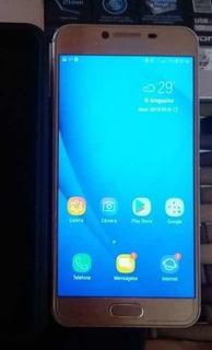 Celular Samsung C5 4 Gb Ram + 32 Gb De Memória Interna