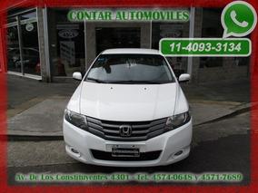 Honda City Exl Automatico - 2010 -