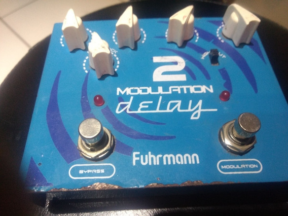 Pedal Furmann Modulation Delay 2