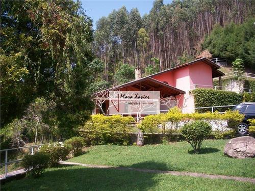 Chácara Com 7 Dormitórios À Venda, 3667 M² Por R$ 1.800.000,00 - Caixa D´água - Vinhedo/sp - Ch0084