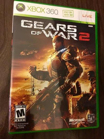Gears Of War 2. Xbox 360/ Xbox One