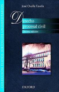 Derecho Procesal Civil 10a. Edición - José Ovalle Favela