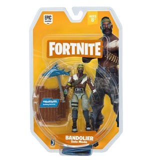 Figura Fortnite Solo Mode-bandolier Epic Games Orangegame