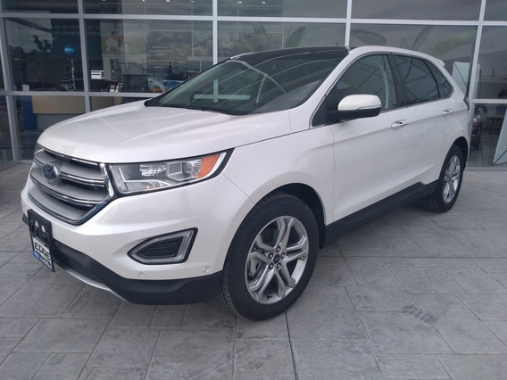 Ford Edge 3.5 Titanium At 2018