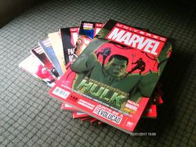 Universo Marvel 1 A 7 (3* Serie) Nova Marvel - Panini (lote)