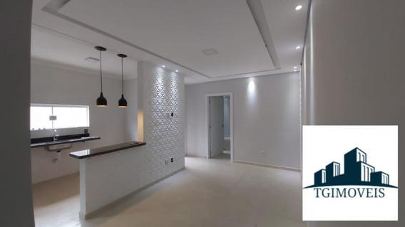 Apartamento Pronto Para Morar Em Mogi Todo No Acabamento Aceita Carro - 1092