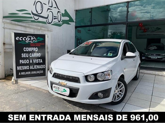 Chevrolet Sonic Sedan Sonic Sed. Ltz 1.6 16v Flexpower 4p A