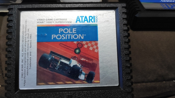 Cartucho Atari 5200- Pole Position
