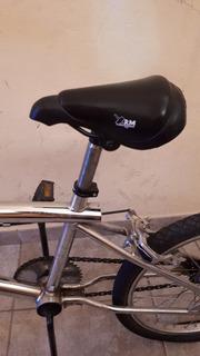 Bicicleta Rodas Rodado 20 Estilo Bmx