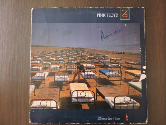 Disco Pink Floyd A Momentary Lapse Of Reason