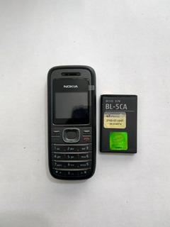 Nokia 1208 Novo Só Vivo