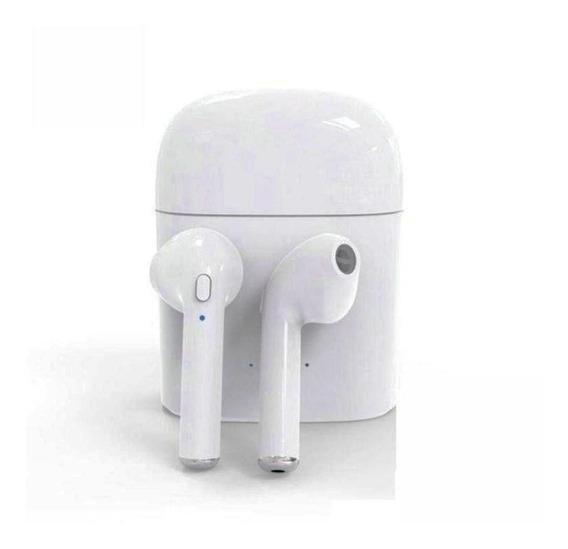 Fone De Ouvido Bluetooth Duplo Branco I11 5.0 Pnx