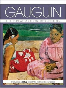 Paul Gauguin Great Artists Collection - C Fotos P Emoldurar