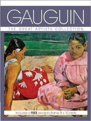 Paul Gauguin Great Artists Collection - C Fotos P Emoldurar