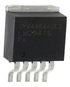 Lm2941s / Regulador Positivo 5v To 20v - 2 Pç