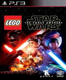 Lego Star Wars The Force Awakens Ps3 Digital Gcp