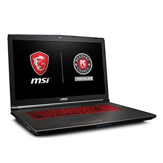 Msi Gv72 8re-007 17.3 Thin And Light Gaming Laptop Gtx 1060