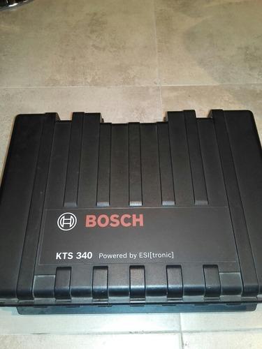 Scanner Kts 340 Bosch Licencia Fija Ot