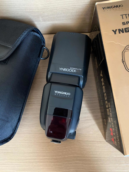 Flash Yongnuo Yn600ex
