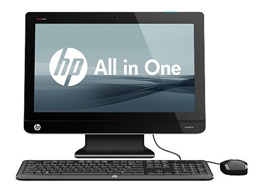All In One Hp Rt5390 Intel Core 2 Duo, 4gb Ddr3, Hd 320gb