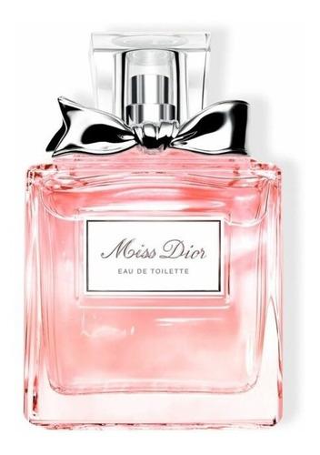 Imagen 1 de 4 de Perfume Importado Miss Dior Fem Edt X 50 Ml