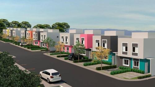 Sobrado Com 2 Dormitórios À Venda, 56 M² Por R$ 312.000,00 - Center Ville - Arujá/sp - So0327