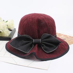 1843edef30 Sombrero Para Sol - Gorros y Sombreros Bordó en Mercado Libre México