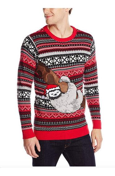 Sweater Navidad Oso Perezoso Unisex Blizzard Bay 2xl