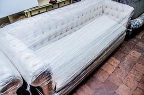 Antiguo Juego De Living Sofa + 2 Sillones Impecable Estado!!