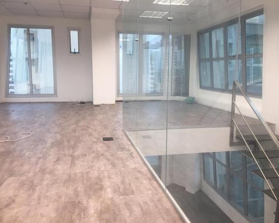 Sala Comercial - Cobertura Com Sala Aberta, 4 Banheiros, Ar Condicional, Piso Elevado. 73m² - Prox Metro Marechal - L895 - 34618659