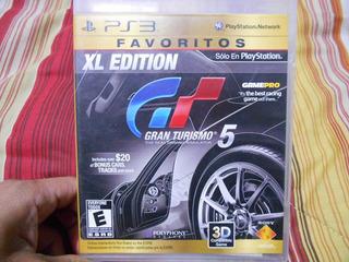 Gran Turismo 5 Xl Autos Carreras Automovilismo Cambio Vendo