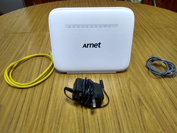 Modem Router Adsl Wifi Arcadyan Vr9517vac