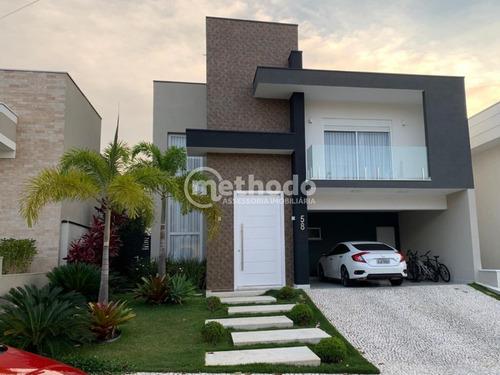 Casa Vende  Swiss Park Condomínio Arosa Campinas Sp - Ca00880 - 68215684