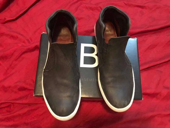 Zapatillas Negra Botitas Vete Al Diablo