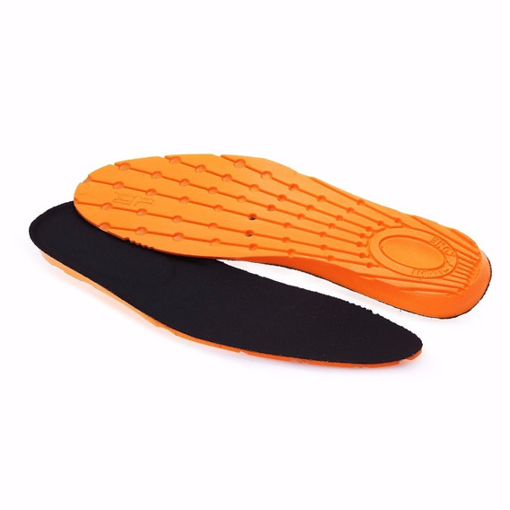 3 Pares Palmilha Gel Pu Anti-impacto Sapatenis Sapatos 119