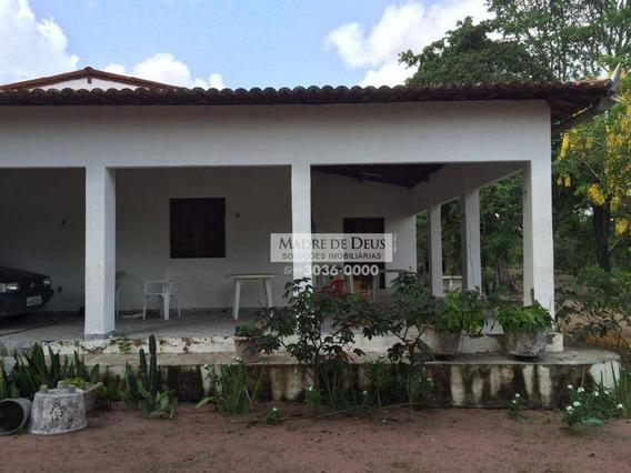 Fazenda À Venda, 350000 M² Por R$ 700.000,00 - Horizonte - Horizonte/ce - Fa0007