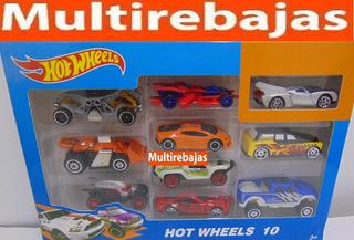 Colección De Carro Hot Wheels