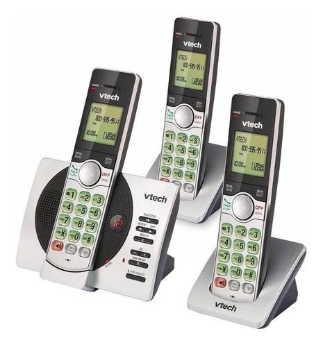 Imagen 1 de 3 de Teléfono inalámbrico VTech CS6929-3 gris