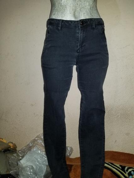 Pantalón Zara Basic Negro