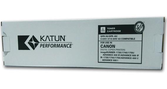 Toner Katun Gpr 39 Canon Ir 1730 / 1740 / 1750 Series