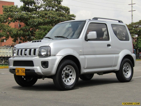 Suzuki Jimny Mt 1300 Aa Ab Abs