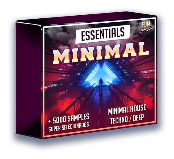 Minimal House Essentials 2019 - Sample Pack