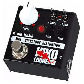 Pedal Nig Mkl Kiko Loureiro Micro Distortion Signat - Pd1105