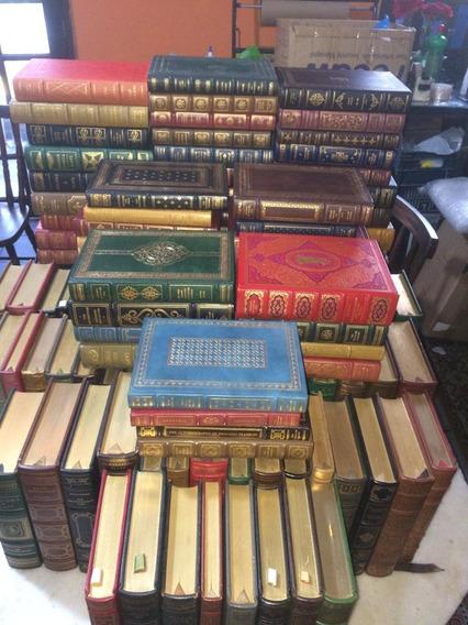 Clássicos Da Literatura - Franklin Library Novos 100 Livros