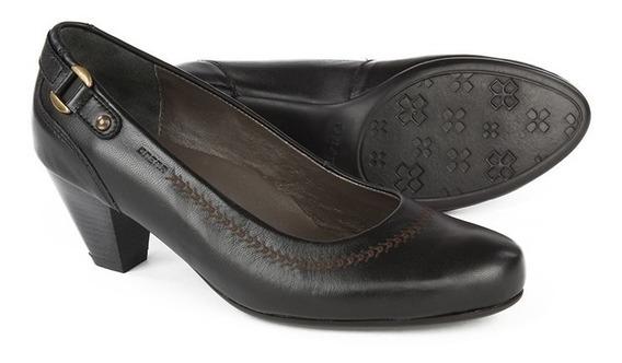 Zapatos Zapatillas Tacones Rojo O Negro 2601 Onena Ancho 2x