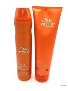 Shampoo Y Acondicionador Enrich Wella Volumen Cabello W15