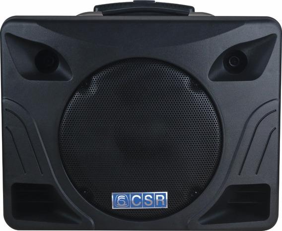 Caixa De Som Ativa Amplificada Bluetooth / Usb 12 Pol Nfe