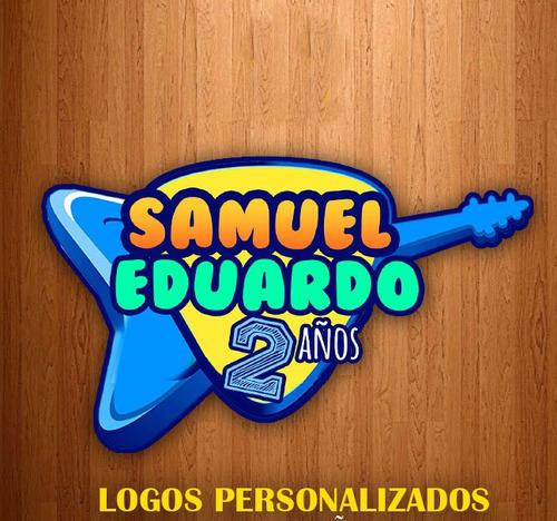 Logo Digital Personalizado Mini Beat Power Rockers